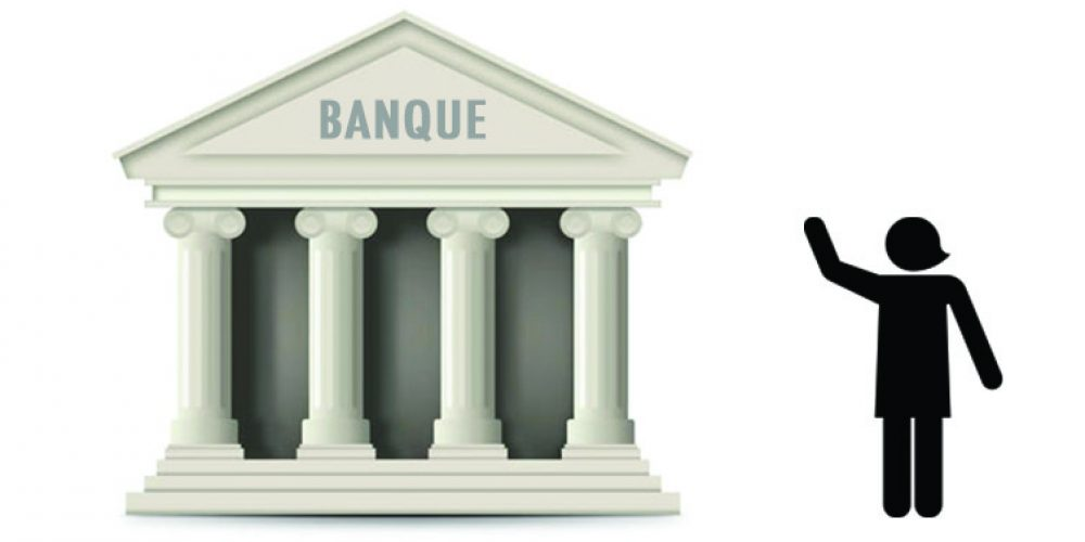 banque proche de la location de vacances